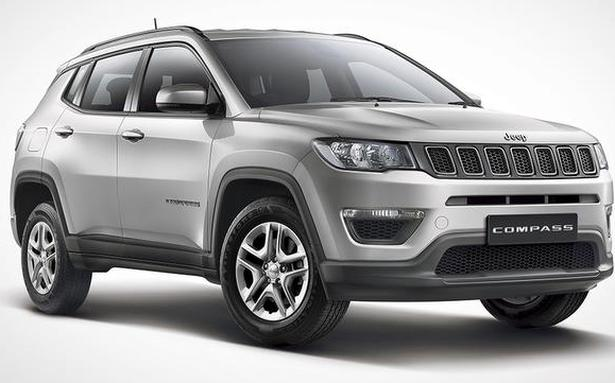 fca india launches new variant  jeep compass sport plus