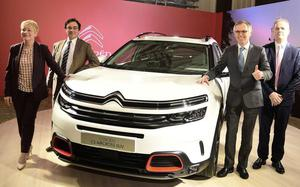 PSA signals India intent with Citroen leading the charge
