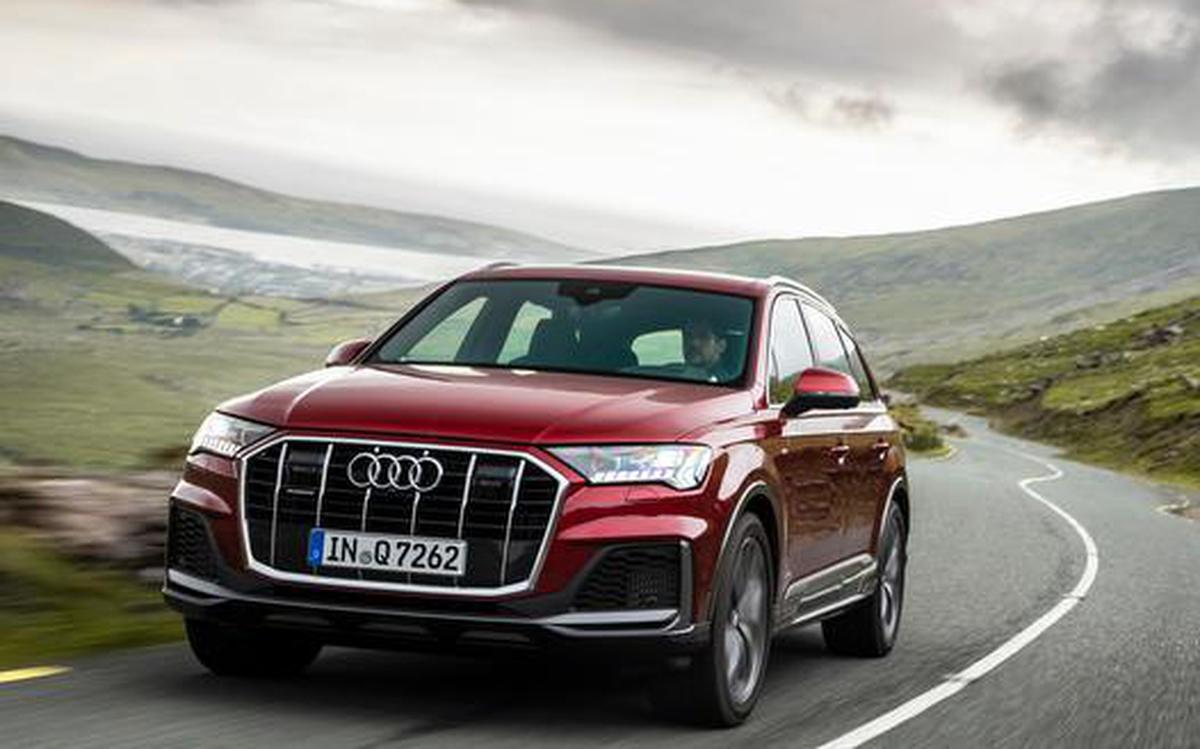 Review : The new Audi Q7 is almost sinfully good - The Hindu
