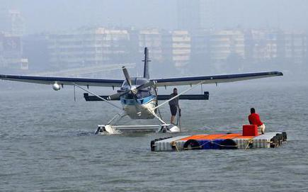 Seaplane plans in troubled waters - The Hindu BusinessLine