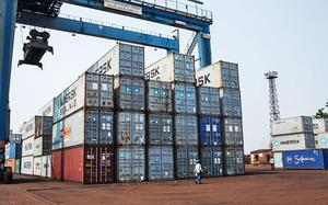 Signs of recovery: Cargo handling at ports gains momentum