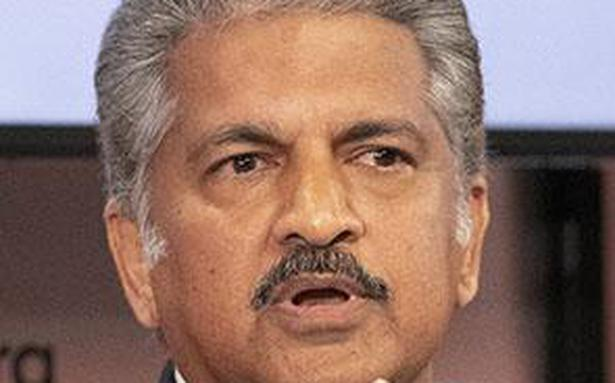 Anand Mahindra inspired by Indore's transformation as the cleanest city in India
